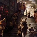 Tintoret, Présentation de la Vierge au Temple