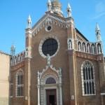 Parcours à travers 1000 ans d'histoire de l'architecture à Venise
